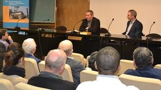 PP, Cs i PXC es troben en una conferència a Manresa